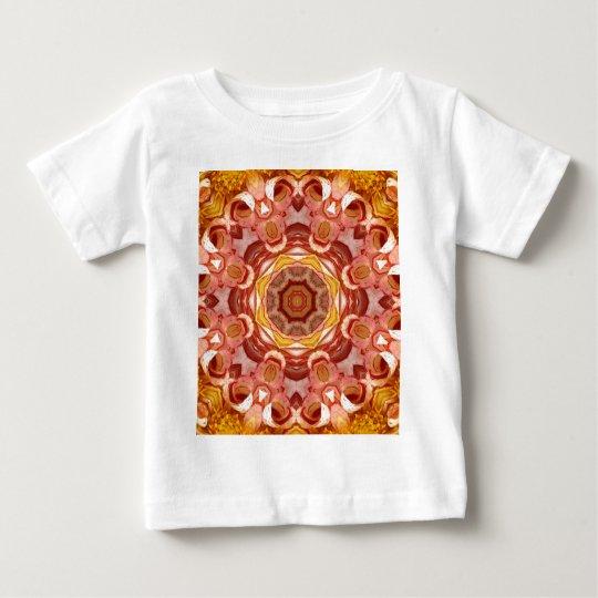Flower Mandala 01 Baby T-Shirt