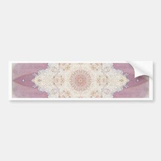 Flower Mandala 22 Bumper Sticker