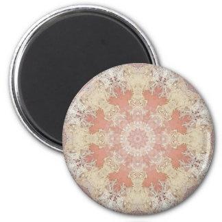 Flower Mandala 23 Magnet