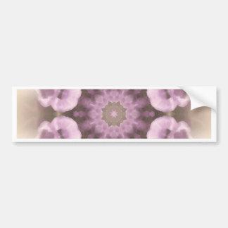 Flower Mandala 27 Bumper Sticker