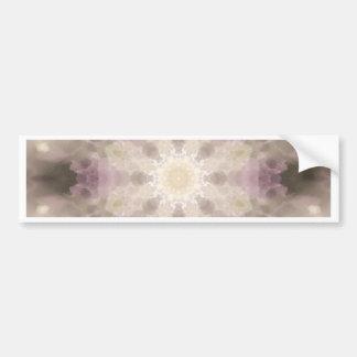 Flower Mandala 28 Bumper Sticker