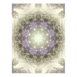 Flower Mandala 31 Postcards