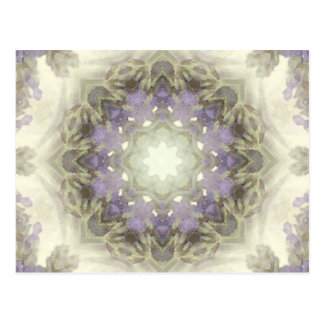 Flower Mandala 31 Postcard
