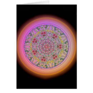 Flower Mandala - Blank Inside Cards