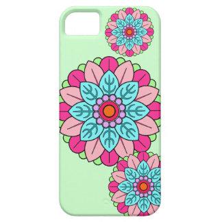 Flower Mandala iPhone 5 Cover