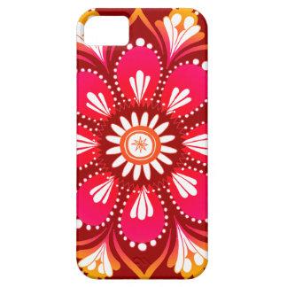 Flower Mandala iPhone 5 Case by Case-Mate