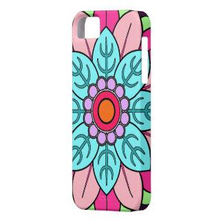 Flower Mandala iPhone SE/5/5s Case