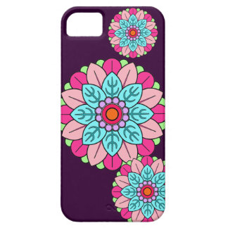 Flower Mandala iPhone SE/5/5s Case