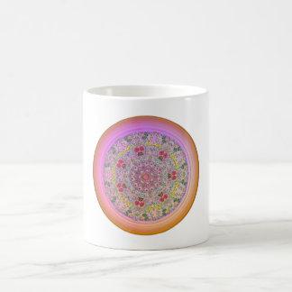 Flower Mandala - Mug