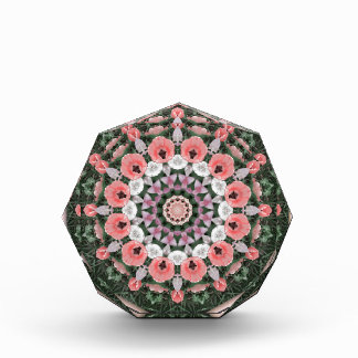 Flower Mandala, Tulips Award