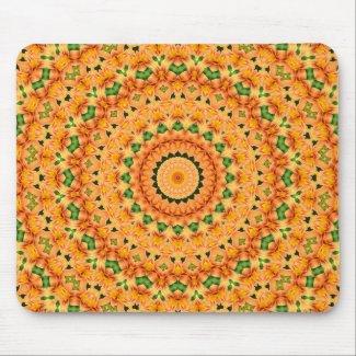 Flower Mandalal_MG_2221 Mouse Pad