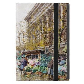 Flower Market at the Madeleine, Paris Case For iPad Mini