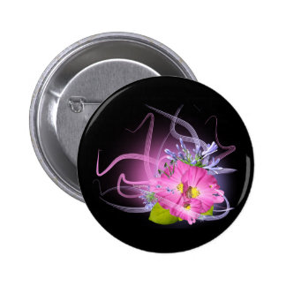 Flower max light Button for sale customized