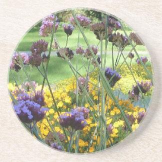 Flower Meadow - Coaster / Untersetzer