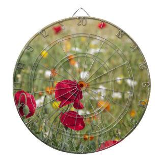 Flower Meadow Dartboard