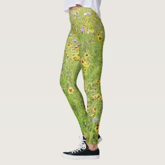 Flower Meadow Leggings