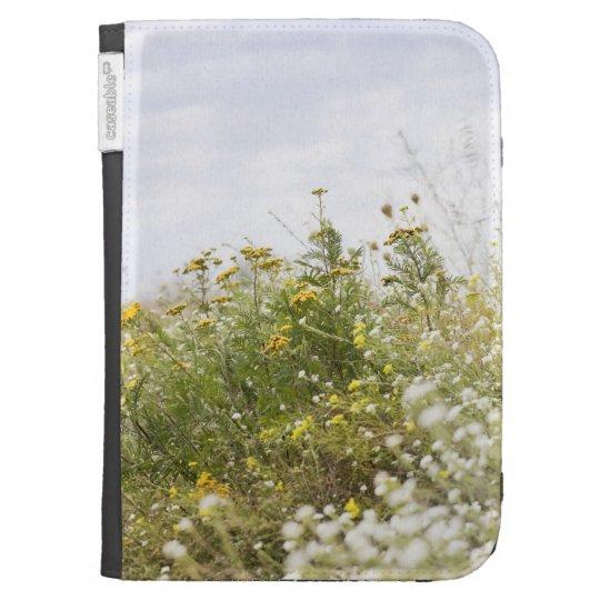 Flower meadow, Mecklenburg-Vorpommern, Germany Kindle 3G Cover