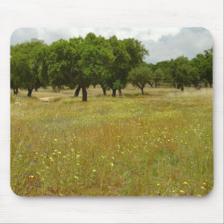 Flower Meadow - mouse mat Mouse Pad