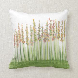 Flower Meadow throw cushion