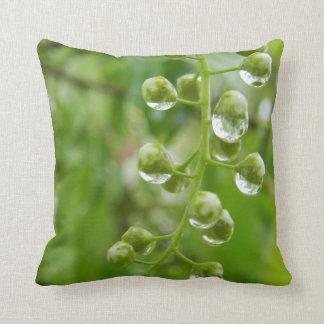 Flower mf 321 throw pillow
