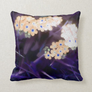 Flower mf 563 throw pillow