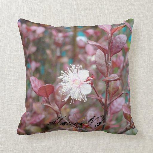Flower Mo-Jo Pillow
