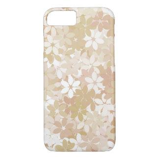 FLOWER modern camouflage iPhone 7 Case