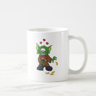 Flower Monster Coffee Mug
