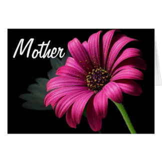 Flower Mother's Day Card