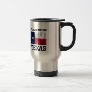 Flower Mound Texas Travel Mug