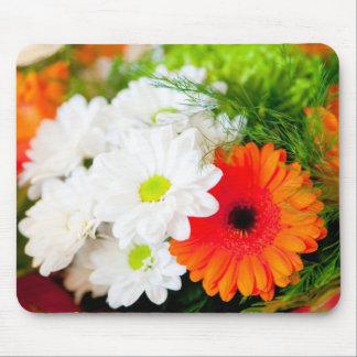 flower mousepads