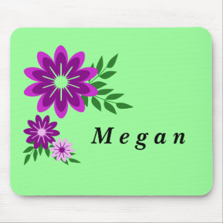 Flower Mousepads