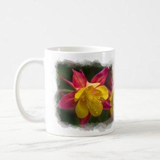 Flower mug #1 mug