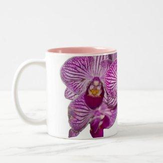 Flower mug #10 mug