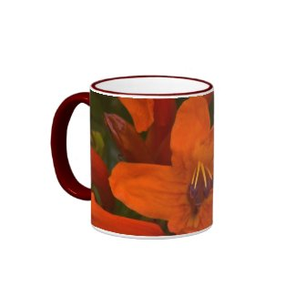 Flower Mug #13 mug