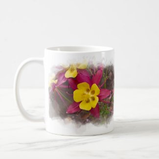 Flower mug #3 mug