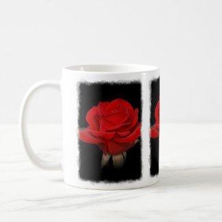 Flower mug #4
