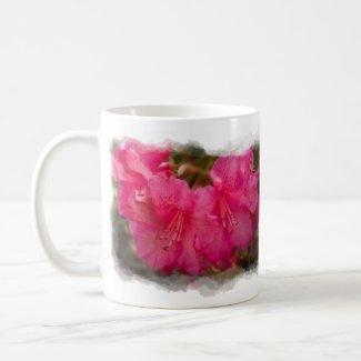 Flower mug #5 mug