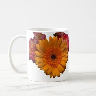 Flower mug #7 mug