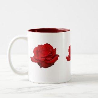 Flower mug #8 mug