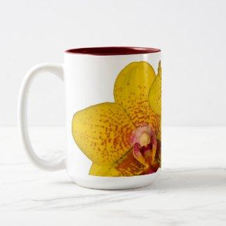 Flower mug #9 mug