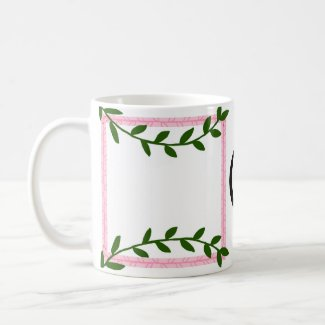 Flower Mug/Cup Coffee Mug