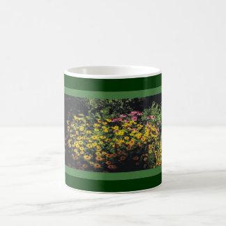 Flower mug, new coffee mug