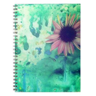 flower notebook