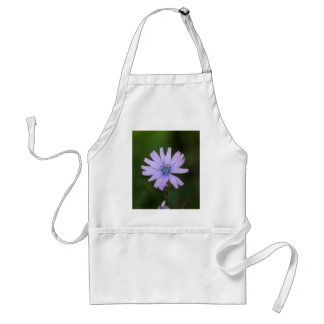 Flower of a mountain lettuce adult apron