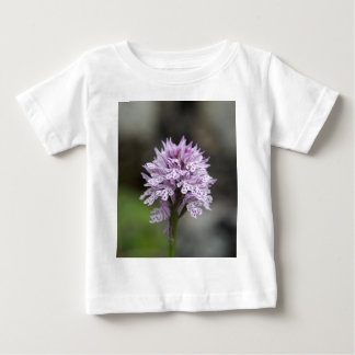 Flower of a three-toothed orchid Neotinea trident Baby T-Shirt