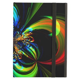 Flower of Color Cover For iPad Air