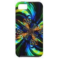 Flower of Color iPhone 5 Cases