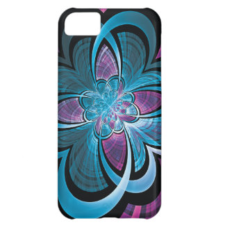 Flower of Hearts Fractal iPhone 5C Cover