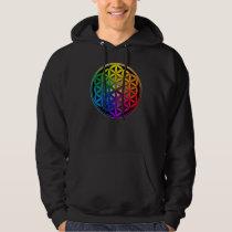 flower of life1 hoodie